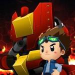 robowar androd game icon
